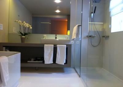 Gietvloer badkamer Boxmeer