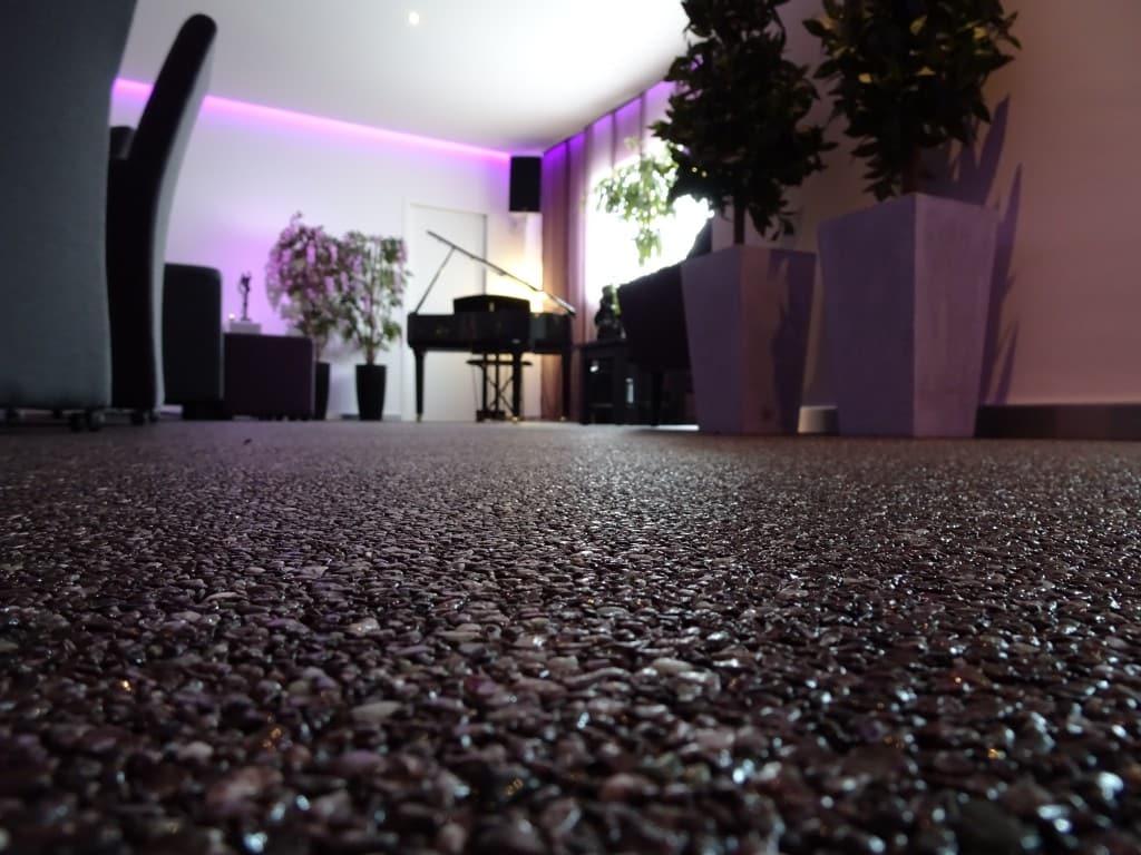 Marmerstone vloeren