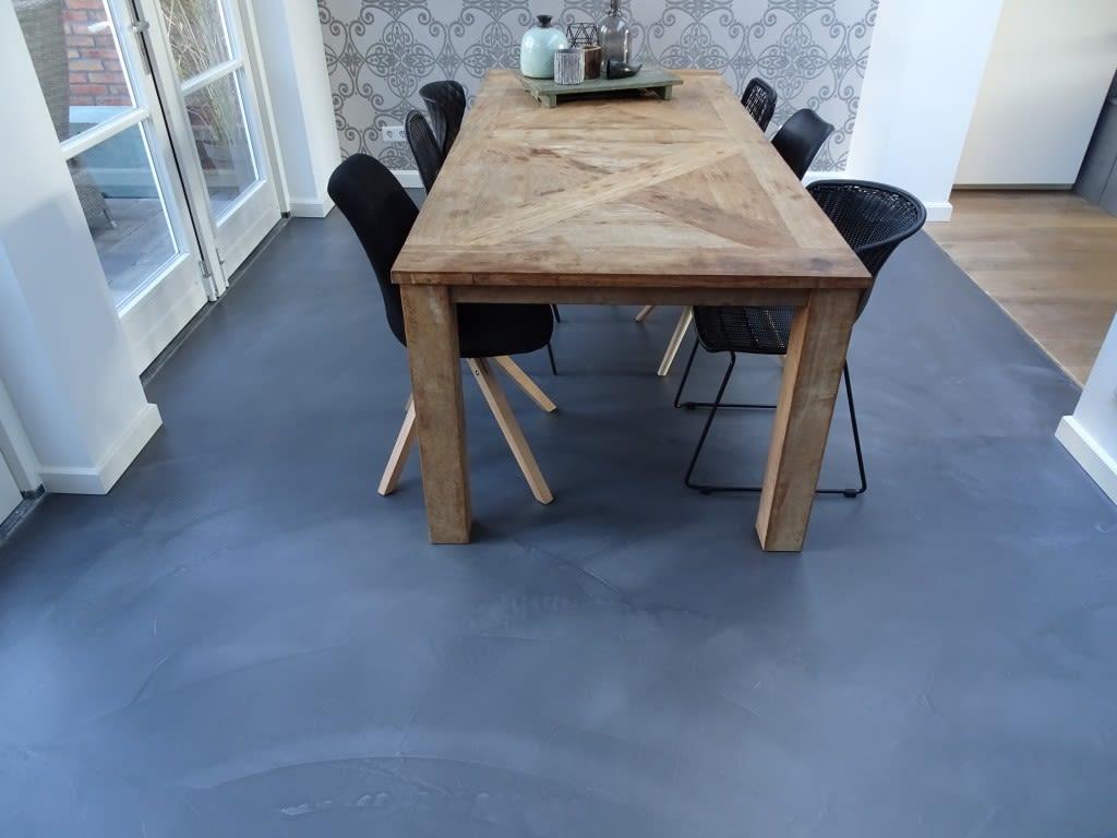 Cementgebonden gietvloer Boxtel 3 | Van Tol Vloeren