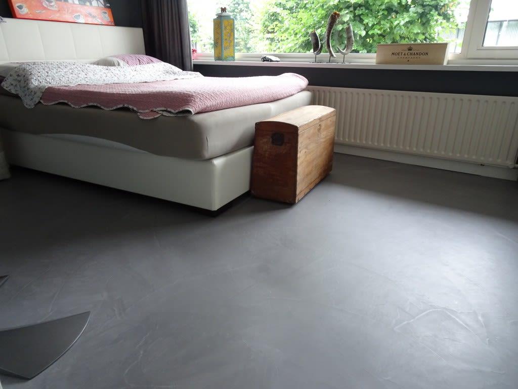 Cementgebonden gietvloer 5 | Vantolvloeren.nl