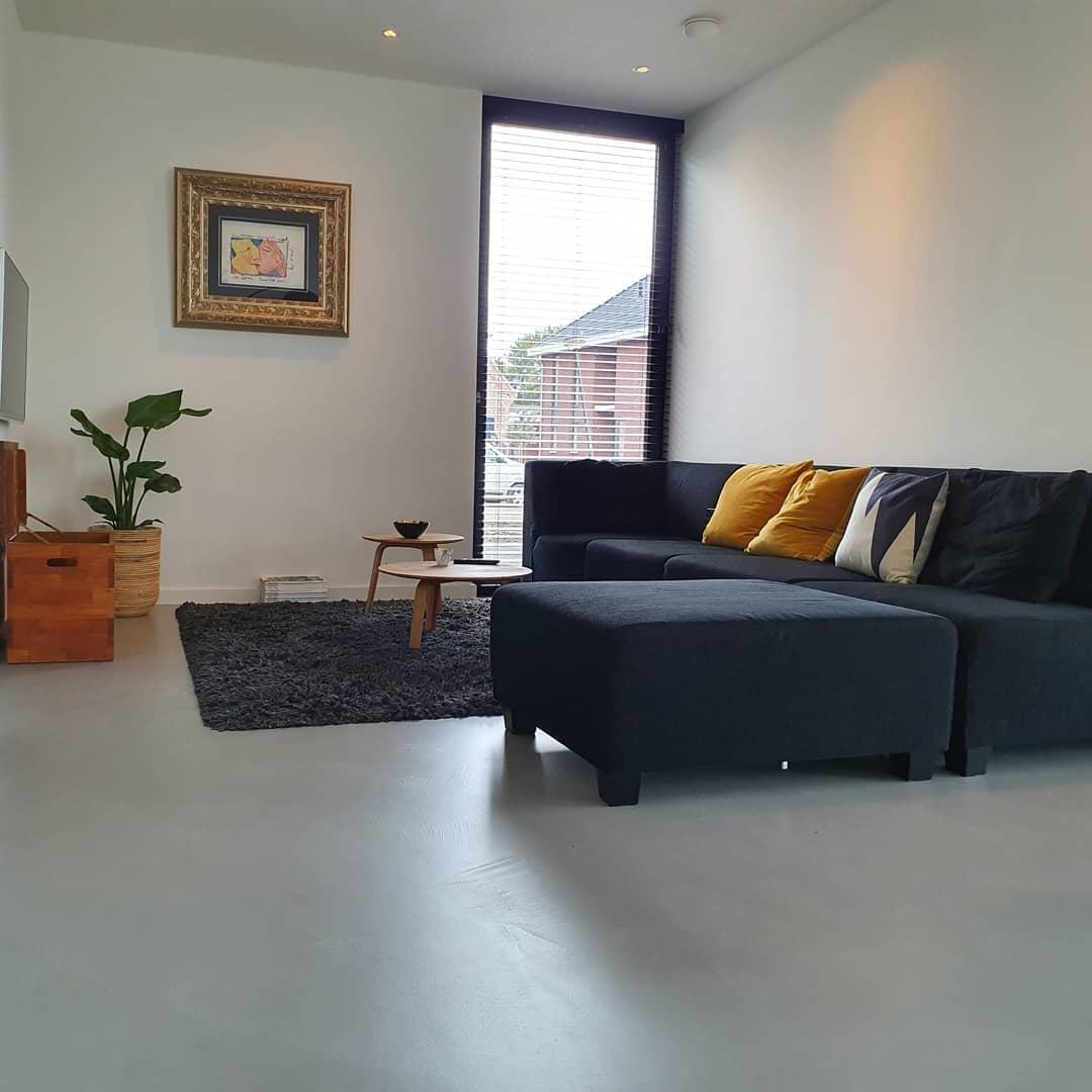 Betonciré vloer 3 | Vantolvloeren.nl
