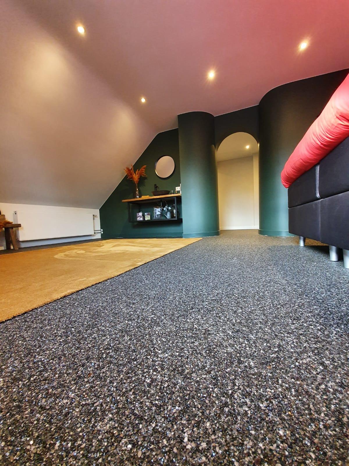 Marmerstone vloer voor Sint-Oedenrode en omgeving