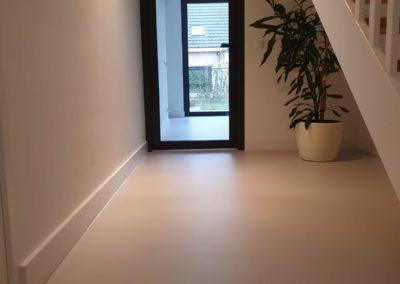Gietvloer Sint-Oedenrode 16 | Van Tol Vloeren