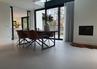 Gietvloer Wijchen 14 | Van Tol Vloeren